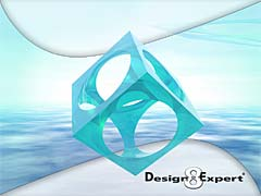Design-Expert 6 Splash