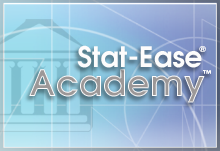 Stat-Ease Academy