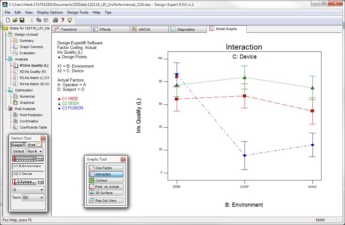 i m a beginner in design of experiments doe software