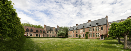 Grand Beguinage, Leuven, Belgium